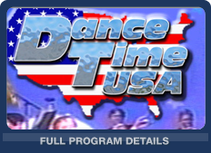 Dance Time USA Logo